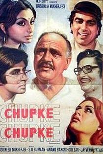 Assistir Chupke Chupke Online Grátis Dublado Legendado (Full HD, 720p, 1080p) | Hrishikesh Mukherjee | 1975