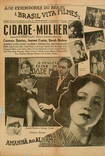 Assistir Cidade-Mulher Online Grátis Dublado Legendado (Full HD, 720p, 1080p) | Humberto Mauro | 1936
