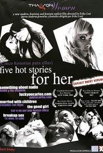 Assistir Cinco histórias para elas Online Grátis Dublado Legendado (Full HD, 720p, 1080p) | Erika Lust | 2007