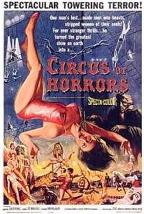 Assistir Circo dos Horrores Online Grátis Dublado Legendado (Full HD, 720p, 1080p) | Sidney Hayers | 1960
