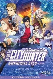 Assistir City Hunter: Shinjuku Private Eyes Online Grátis Dublado Legendado (Full HD, 720p, 1080p) | Kenji Kodama | 2019