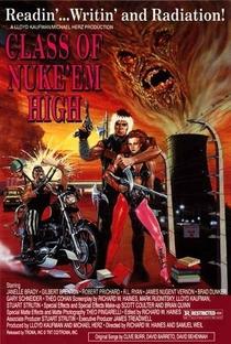 Assistir Class of Nuke'Em High Online Grátis Dublado Legendado (Full HD, 720p, 1080p) | Richard W. Haines | 1986