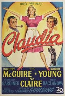 Assistir Claudia Online Grátis Dublado Legendado (Full HD, 720p, 1080p) | Edmund Goulding | 1943