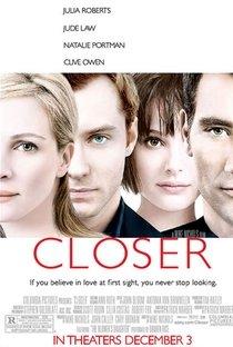 Assistir Closer: Perto Demais Online Grátis Dublado Legendado (Full HD, 720p, 1080p) | Mike Nichols (I) | 2004