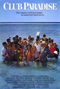 Assistir Clube Paraíso Online Grátis Dublado Legendado (Full HD, 720p, 1080p) | Harold Ramis (III) | 1986