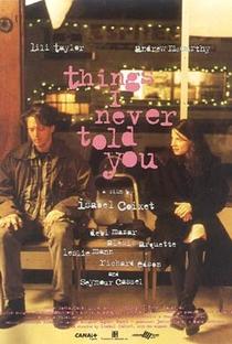 Assistir Coisas Que Nunca Te Disse Online Grátis Dublado Legendado (Full HD, 720p, 1080p) | Isabel Coixet | 1996