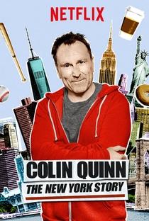 Assistir Colin Quinn: The New York Story Online Grátis Dublado Legendado (Full HD, 720p, 1080p) | Jerry Seinfeld | 2016