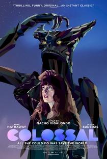 Assistir Colossal Online Grátis Dublado Legendado (Full HD, 720p, 1080p)   Nacho Vigalondo   2016