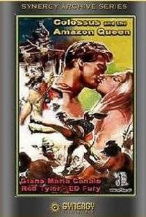 Assistir Colossus e a Rainha das Amazonas Online Grátis Dublado Legendado (Full HD, 720p, 1080p) | Vittorio Scalise | 1960
