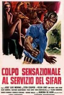 Assistir Colpo Sensazionale al Servizio del Sifar Online Grátis Dublado Legendado (Full HD, 720p, 1080p) | José Luis Merino | 1968