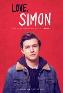 Assistir Com Amor, Simon Online Grátis Dublado Legendado (Full HD, 720p, 1080p) | Greg Berlanti | 2018