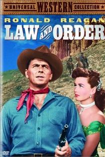 Assistir Com a Lei e a Ordem Online Grátis Dublado Legendado (Full HD, 720p, 1080p) | Nathan Juran | 1953