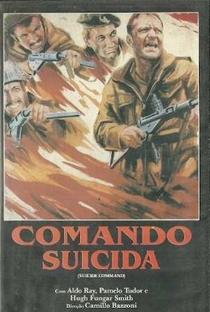 Assistir Comando Suicida Online Grátis Dublado Legendado (Full HD, 720p, 1080p) | Camillo Bazzoni | 1968