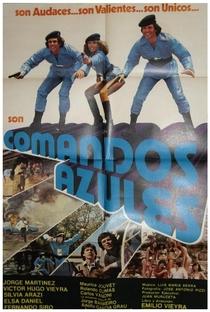 Assistir Comandos Azules Online Grátis Dublado Legendado (Full HD, 720p, 1080p) | Emílio Vieyra | 1980