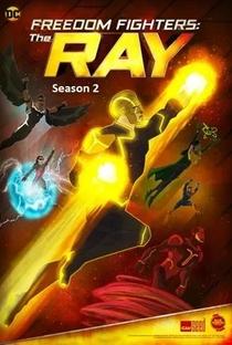 Assistir Combatentes da Liberdade: Ray (2ª Temporada) Online Grátis Dublado Legendado (Full HD, 720p, 1080p) |  | 2018