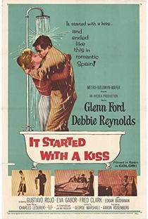 Assistir Começou com um Beijo Online Grátis Dublado Legendado (Full HD, 720p, 1080p) | George Marshall (I) | 1959