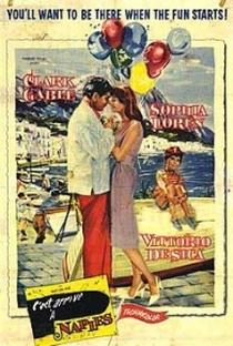 Assistir Começou em Nápoles Online Grátis Dublado Legendado (Full HD, 720p, 1080p) | Melville Shavelson | 1960