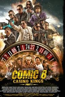 Assistir Comic 8: Casino Kings Online Grátis Dublado Legendado (Full HD, 720p, 1080p) | Anggy Umbara | 2015