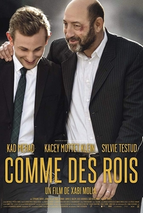 Assistir Comme des rois Online Grátis Dublado Legendado (Full HD, 720p, 1080p)   Xabi Molia   2017