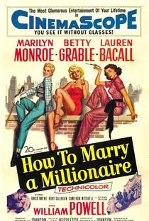 Assistir Como Agarrar Um Milionário Online Grátis Dublado Legendado (Full HD, 720p, 1080p) | Jean Negulesco | 1953