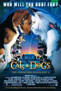 Assistir Como Cães e Gatos Online Grátis Dublado Legendado (Full HD, 720p, 1080p) | Lawrence Guterman | 2001