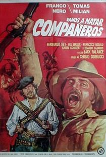 Assistir Companheiros Online Grátis Dublado Legendado (Full HD, 720p, 1080p) | Sergio Corbucci | 1970