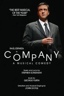 Assistir Company: A Musical Comedy Online Grátis Dublado Legendado (Full HD, 720p, 1080p) | Lonny Price | 2007