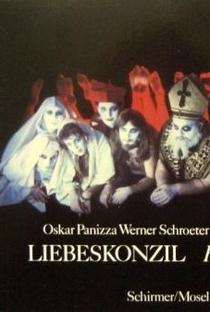 Assistir Concílio de Amor Online Grátis Dublado Legendado (Full HD, 720p, 1080p) | Werner Schroeter | 1982