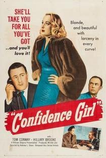Assistir Confidence Girl Online Grátis Dublado Legendado (Full HD, 720p, 1080p) | Andrew L. Stone | 1952