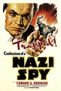 Assistir Confissões de um Espião Nazista Online Grátis Dublado Legendado (Full HD, 720p, 1080p) | Anatole Litvak | 1939