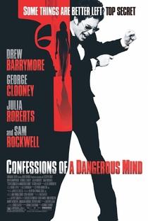 Assistir Confissões de uma Mente Perigosa Online Grátis Dublado Legendado (Full HD, 720p, 1080p)   George Clooney   2002