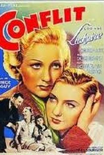 Assistir Conflito (Culpa de Amor) Online Grátis Dublado Legendado (Full HD, 720p, 1080p) | Léonide Moguy | 1938