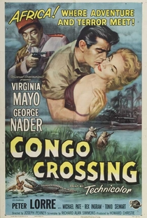 Assistir Congotanga - Refúgio dos Proscritos Online Grátis Dublado Legendado (Full HD, 720p, 1080p) | Joseph Pevney | 1956
