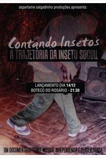 Assistir Contando Insetos - A Trajetória da Inseto Social Online Grátis Dublado Legendado (Full HD, 720p, 1080p)   Rafael Miranda   2013