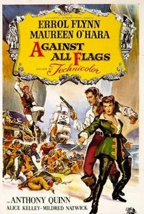Assistir Contra Todas as Bandeiras Online Grátis Dublado Legendado (Full HD, 720p, 1080p) | George Sherman (I) | 1952