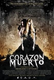 Assistir Corazón Muerto Online Grátis Dublado Legendado (Full HD, 720p, 1080p) | Mariano Cattaneo | 2014
