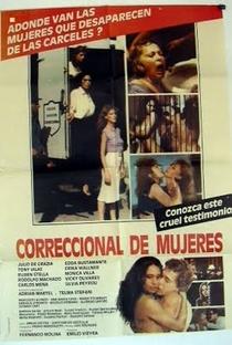 Assistir Correccional de Mujeres Online Grátis Dublado Legendado (Full HD, 720p, 1080p) | Emílio Vieyra | 1986