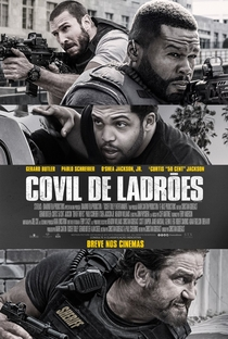 Assistir Covil de Ladrões Online Grátis Dublado Legendado (Full HD, 720p, 1080p) | Christian Gudegast | 2018