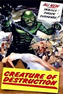 Assistir Criada Para Destruir Online Grátis Dublado Legendado (Full HD, 720p, 1080p) | Larry Buchanan | 1967