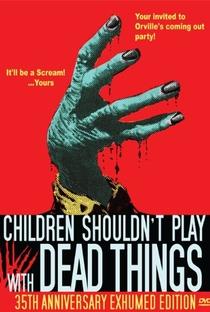 Assistir Crianças Não Devem Brincar Com Coisas Mortas Online Grátis Dublado Legendado (Full HD, 720p, 1080p) | Bob Clark (III) | 1973