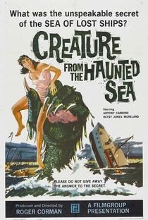 Assistir Criaturas do Fundo do Mar Online Grátis Dublado Legendado (Full HD, 720p, 1080p) | Roger Corman | 1961