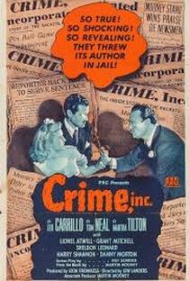 Assistir Crime S/A Online Grátis Dublado Legendado (Full HD, 720p, 1080p)   Lew Landers   1945