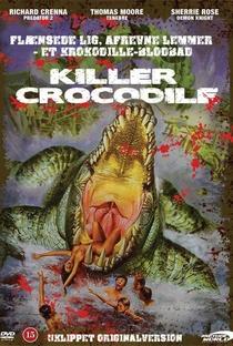 Assistir Crocodilo Assassino Online Grátis Dublado Legendado (Full HD, 720p, 1080p) | Fabrizio De Angelis | 1989