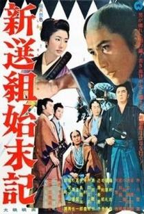 Assistir Crônicas dos Shinsengumi Online Grátis Dublado Legendado (Full HD, 720p, 1080p) | Kenji Misumi | 1963