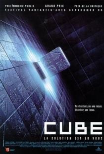 Assistir Cubo Online Grátis Dublado Legendado (Full HD, 720p, 1080p) | Vincenzo Natali | 1997
