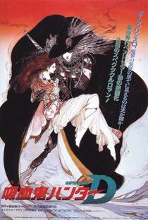 Assistir D: O Caçador de Vampiros Online Grátis Dublado Legendado (Full HD, 720p, 1080p) | Toyoo Ashida | 1985