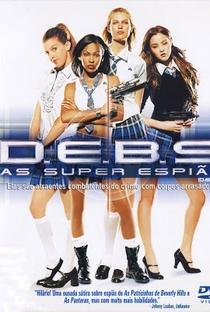 Assistir D.E.B.S. - As Super Espiãs Online Grátis Dublado Legendado (Full HD, 720p, 1080p)   Angela Robinson   2004
