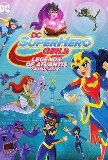 Assistir DC Super Hero Girls: Lendas de Atlântida Online Grátis Dublado Legendado (Full HD, 720p, 1080p) | Cecilia Aranovich