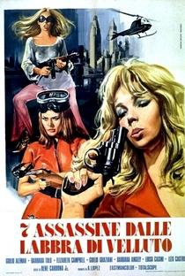 Assistir Danger Girls Online Grátis Dublado Legendado (Full HD, 720p, 1080p) | René Cardona Jr. | 1969