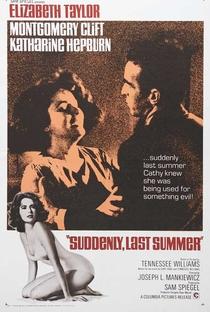 Assistir De Repente, No Último Verão Online Grátis Dublado Legendado (Full HD, 720p, 1080p)   Joseph L. Mankiewicz   1959